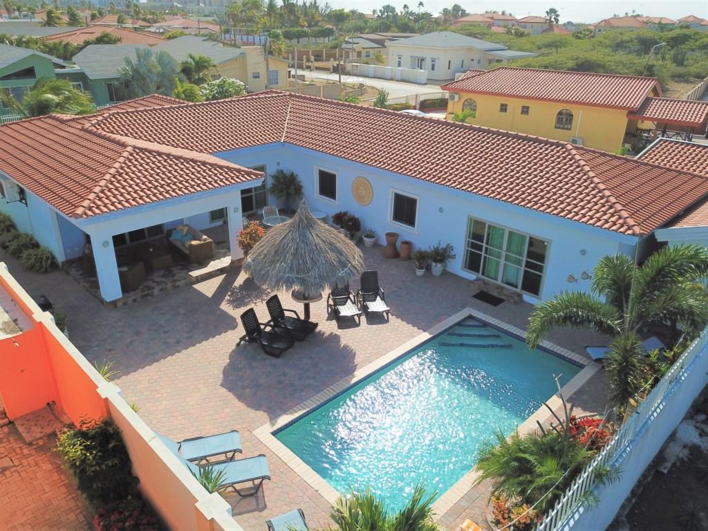 Rent a vacation house in Aruba | Aruba Happy Rentals